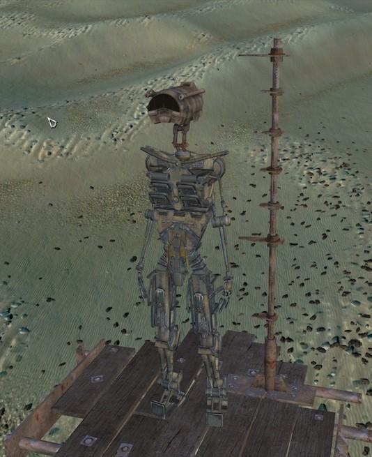 The Forgotten Ones - Recruitable Error Skeletons