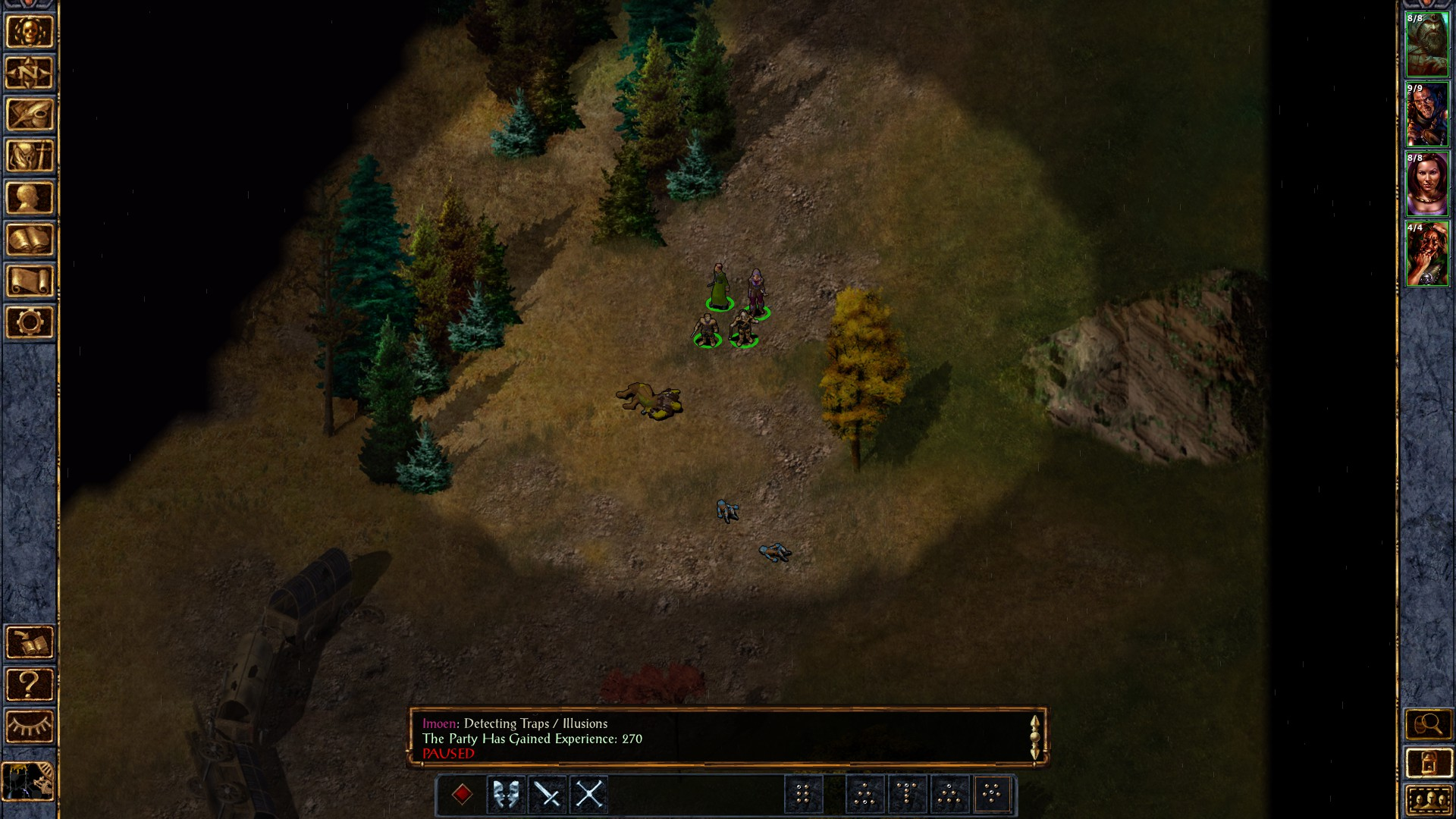 Thank you all for helping me get started on Baldur's Gate