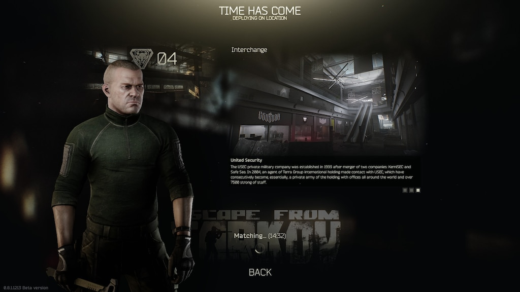 Steam Community :: Screenshot :: Try playing Tarkov after