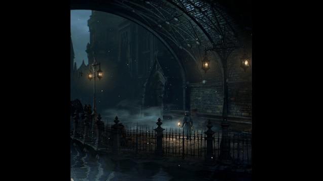 Steam ワークショップ Bloodborne Wallpaper