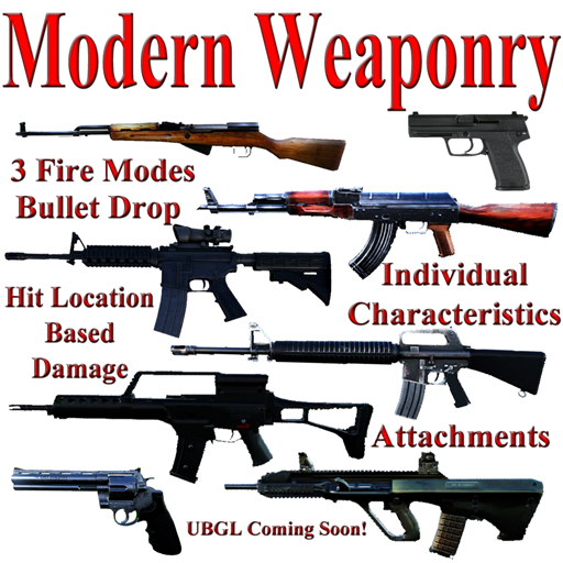 Steam Workshop :: Modern Weaponry