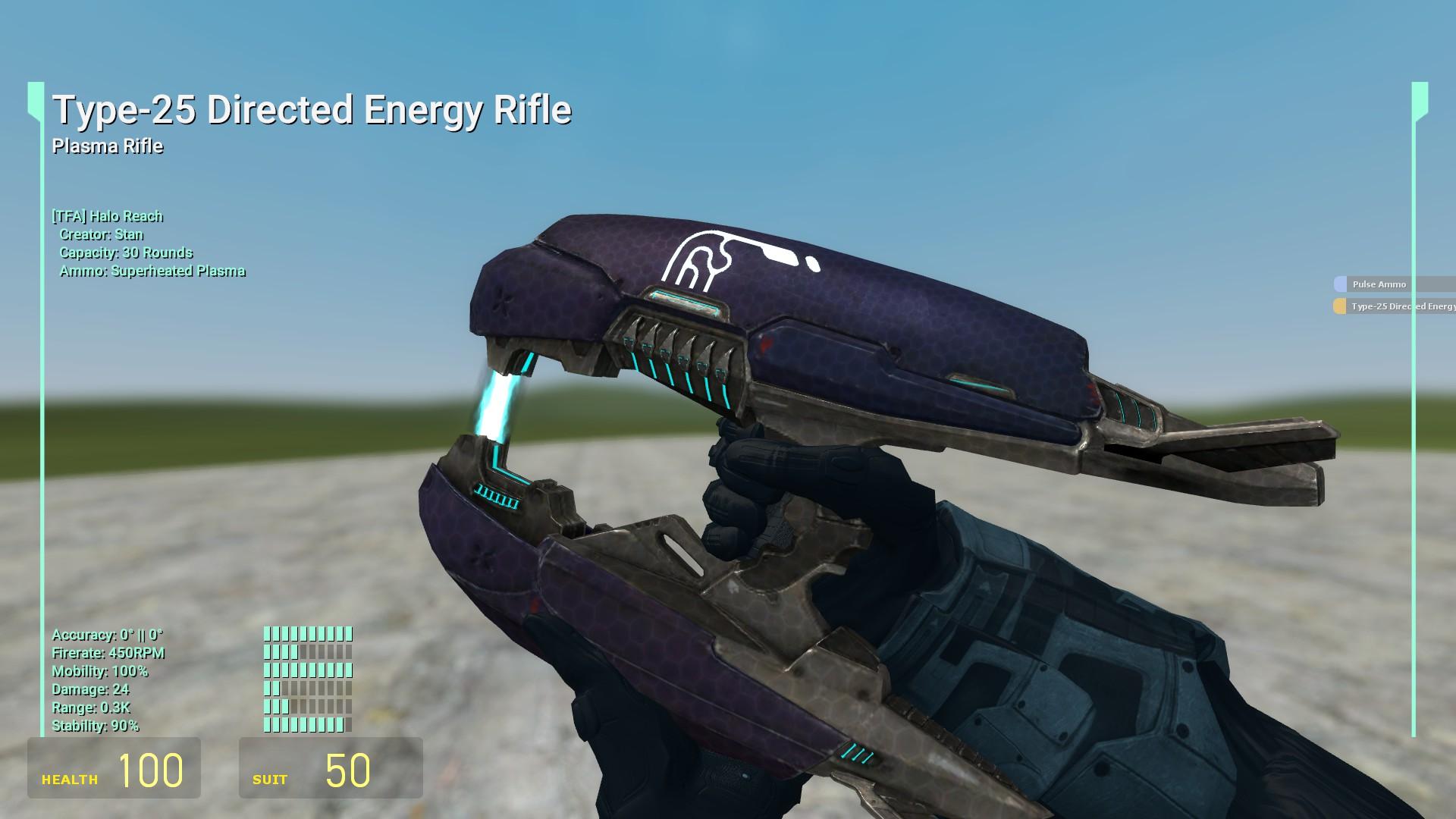 Steam Workshop :: [TFA] Halo Reach Weapons