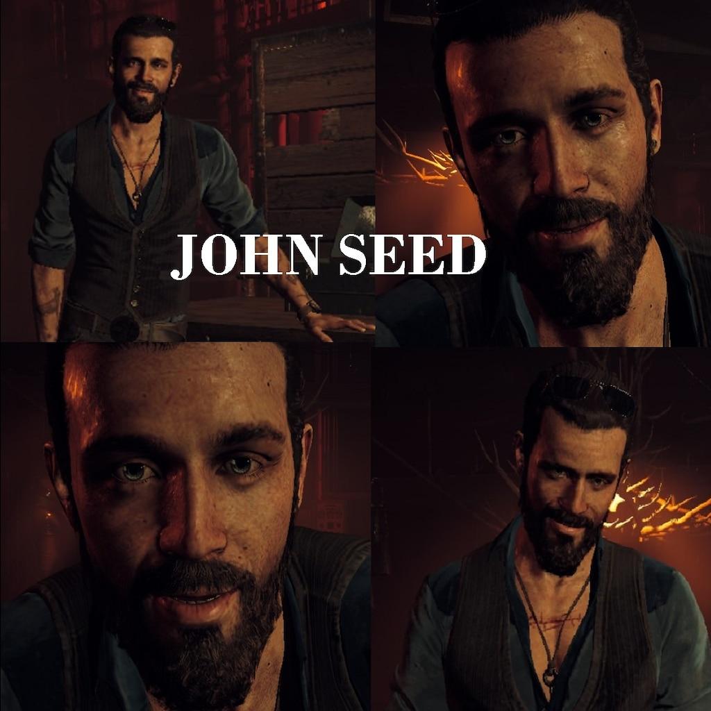 Steam Community John Seed