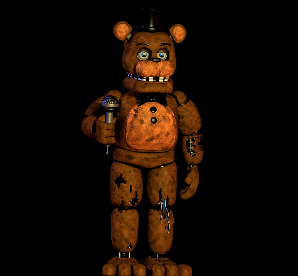 Steam Community :: :: Withered Freddy Poster