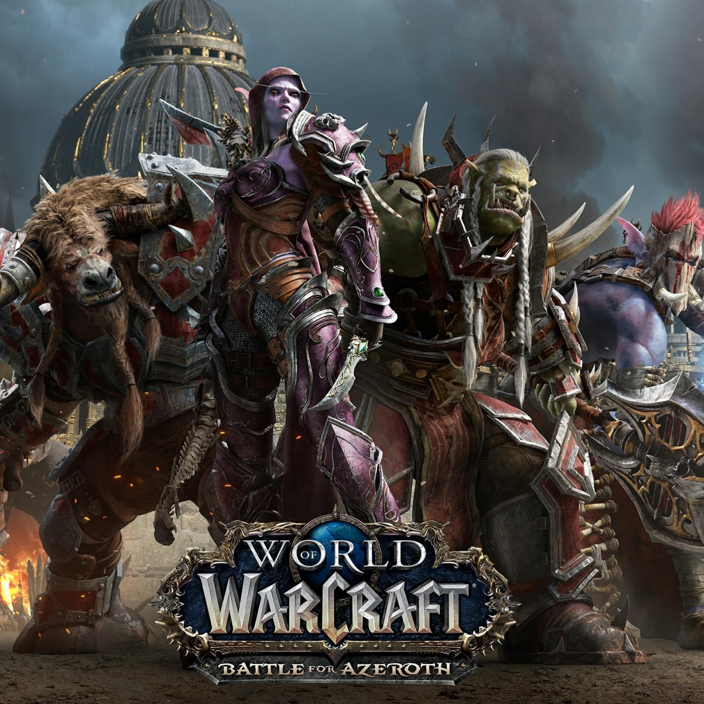 Steam Workshop Battle For Azeroth Horde