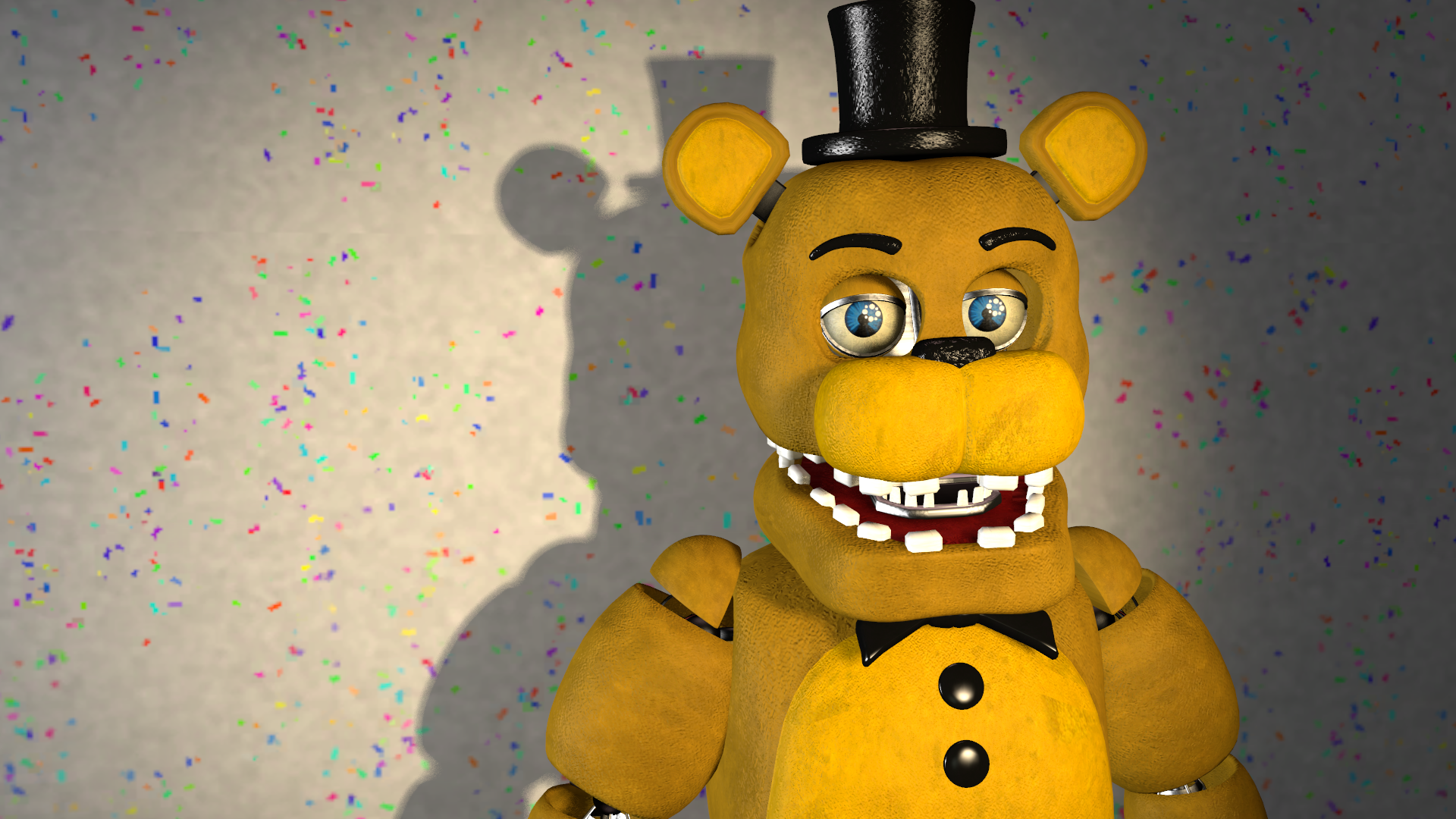 Steam Community :: :: unwithered golden freddy