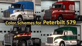 Steam Workshop :: Color schemes for Peterbilt 579