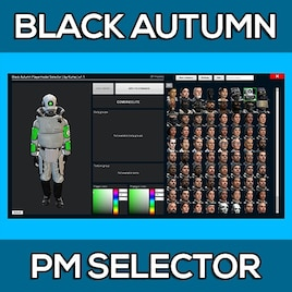 Steam Community :: Black Autumn Playermodel Selector :: Comments