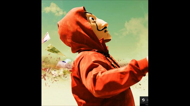 Steam Workshop :: Money Heist / La Casa de Papel - Background with