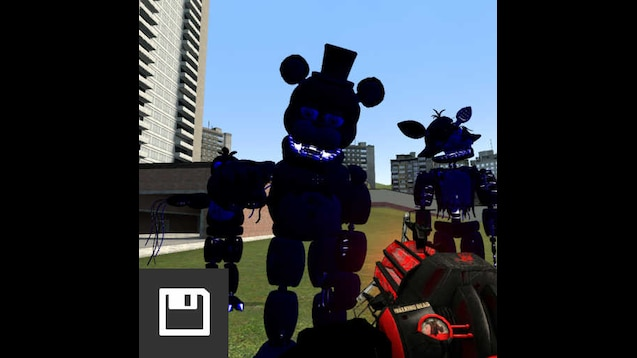 Steam Workshop :: fnaf of xman 723