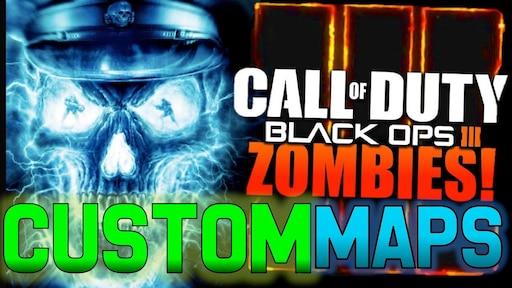 Steam Workshop Best Custom Zombies Maps Mods