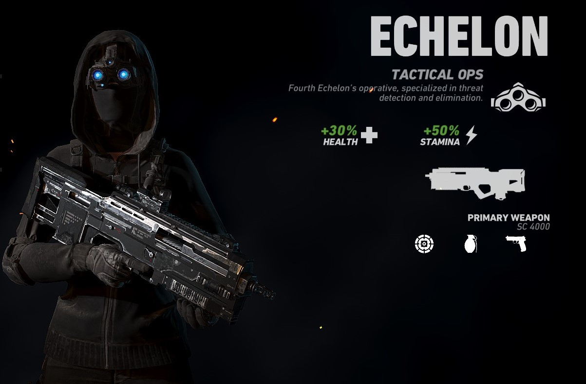 Steam Community Guide Ghost War 4v4 Basic Info And Tips Time Ranger Circuit Board I Call It A Version 2 Although Is Marked The First Class That Comes With Year Echelon Can Detect Enemies Near 100m Sonar Caught By White Mark