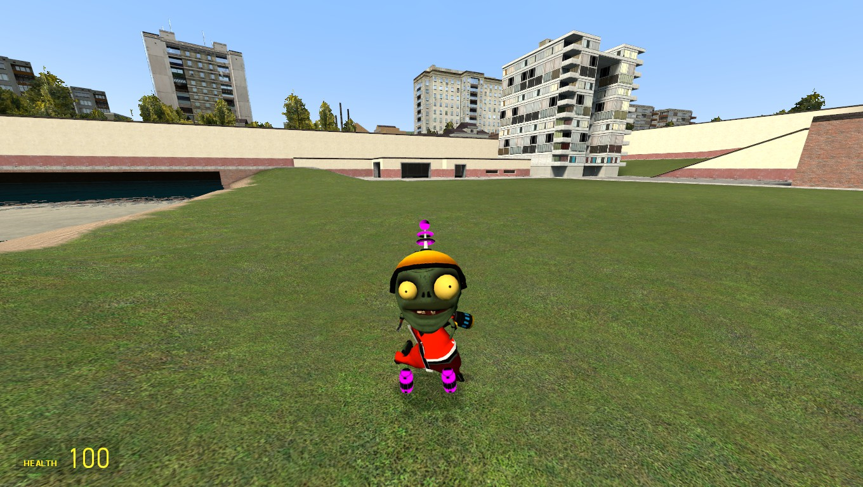 Steam Workshop :: Plants Vs. Zombies Garden Warfare 2   Imp Playermodel  (*WIP*)