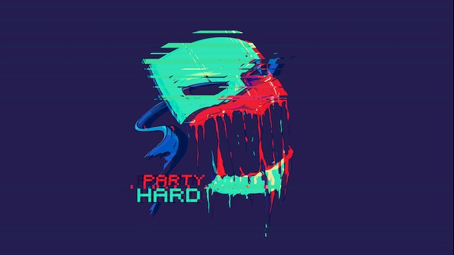 Steam Workshop Hd Party Hard Wallpaper