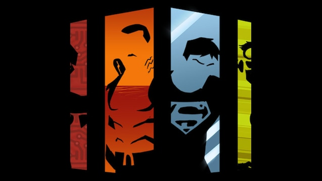 Steam Workshop Young Justice Wallpaper