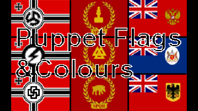 Puppet Flags & Colours - Skymods