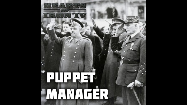 Puppet Manager - Skymods