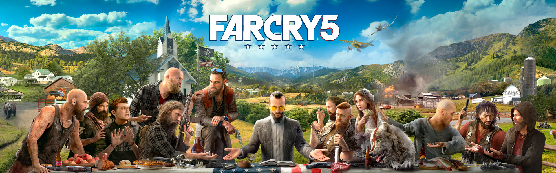 Steam Workshop Far Cry 5 Collection