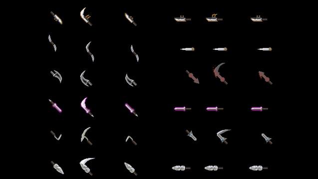 Steam Workshop :: Weapon Pack 2: Daggers/Knifes