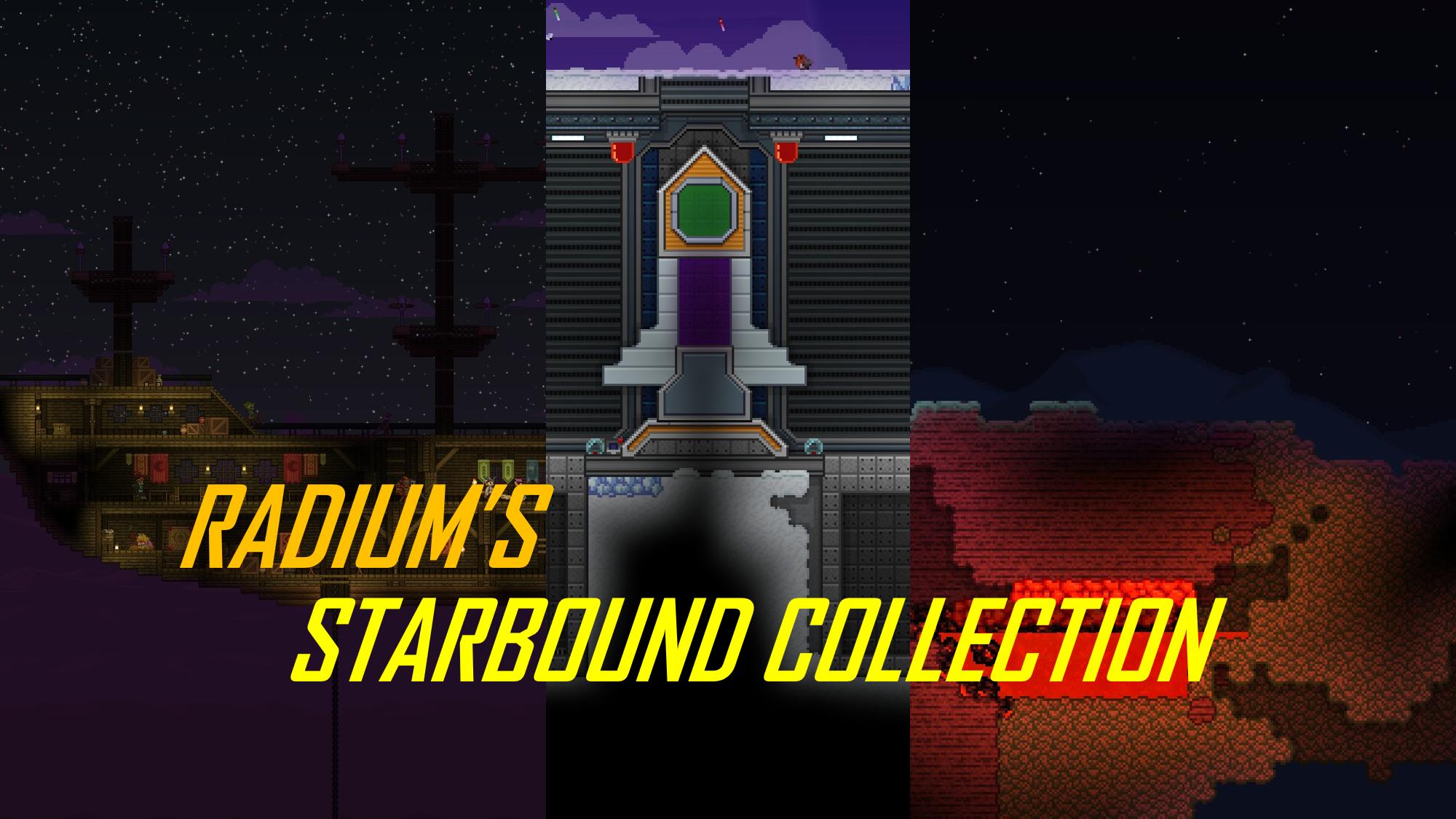 Groovy Steam Workshop Radiums Starbound Selection Wiring 101 Omenaxxcnl