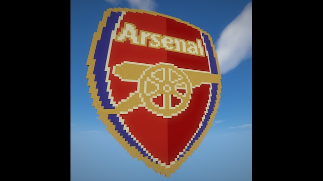 Steam Workshop Arsenal Logo Pixel Artminecraft