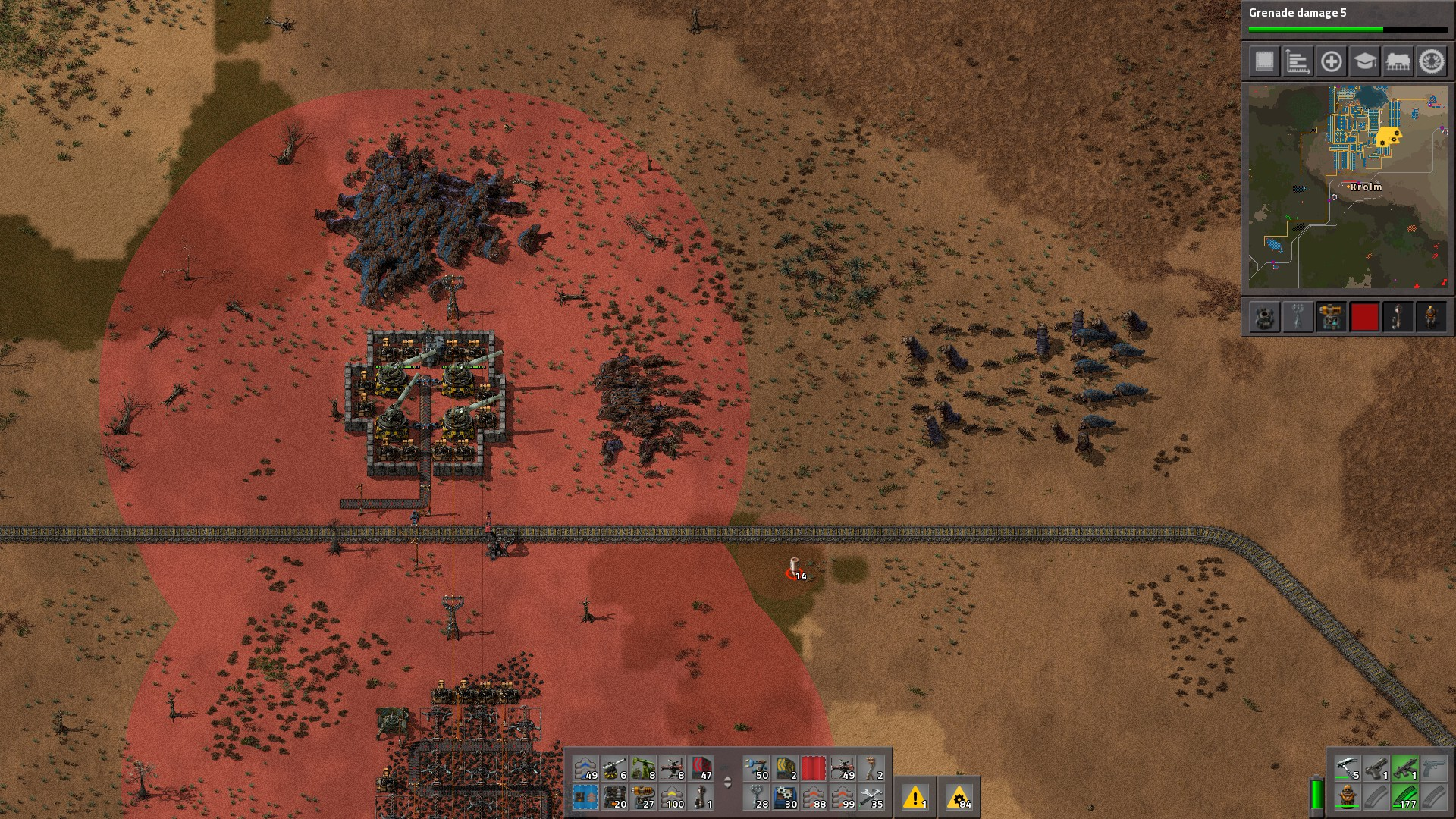 Factorio: the toy factory will expand to meet the needs of