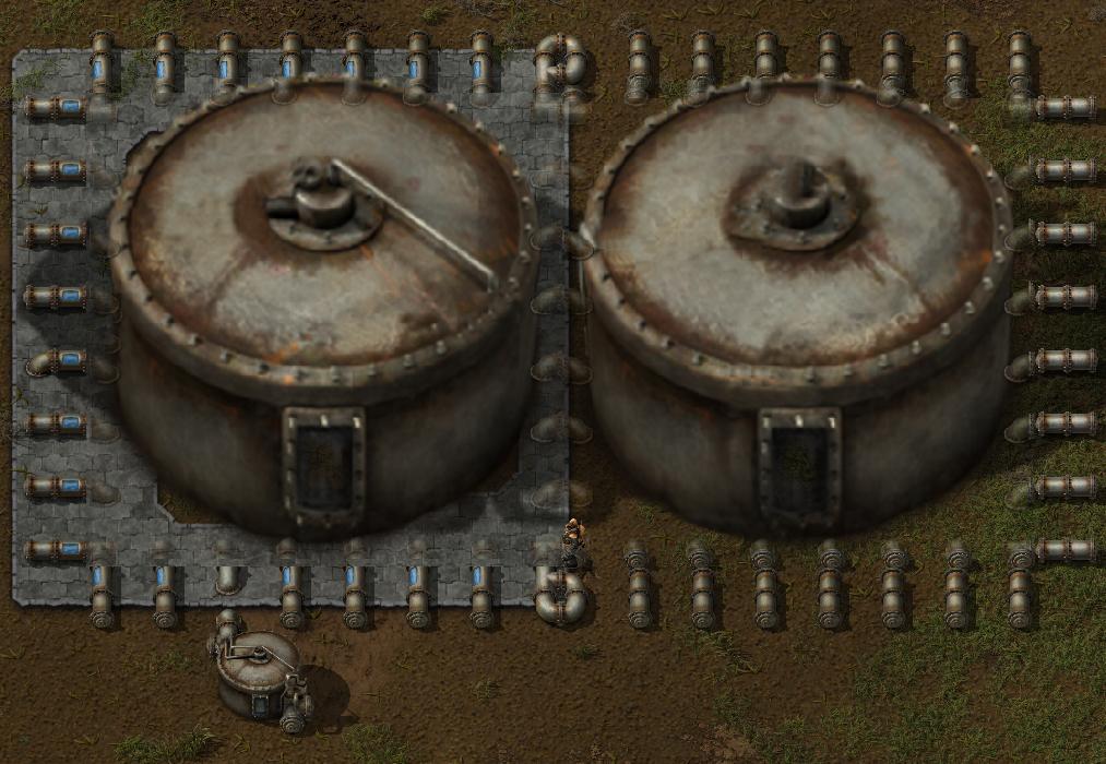 Steam Community :: :: Big Storage Tank with 1 million fluid