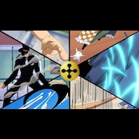 One Piece Six Powers : Shave and Iron Body画像