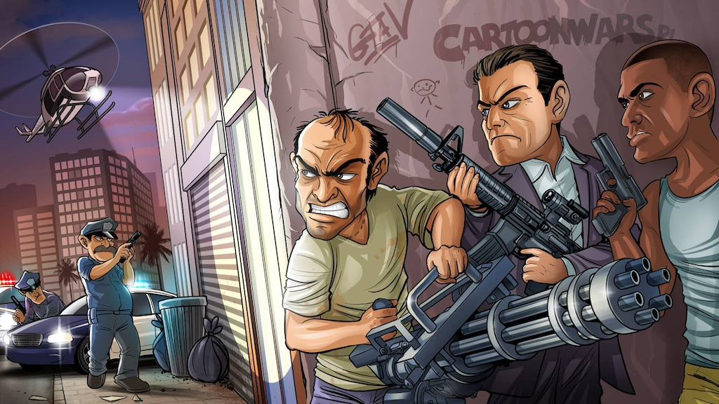 Steam Community :: :: GTA V Characters