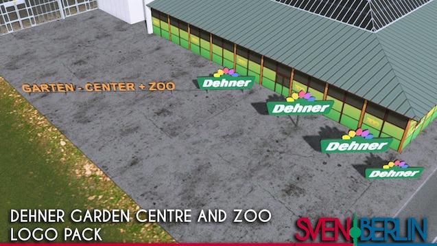 Steam Workshop Dehner Garden Centre And Zoo Logo Pack