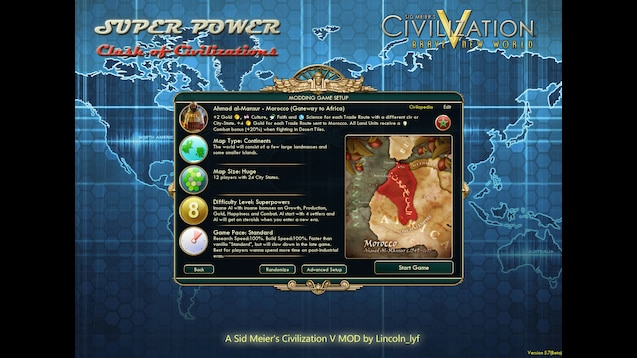 Steam Workshop :: Super Power: Clash of Civilizations