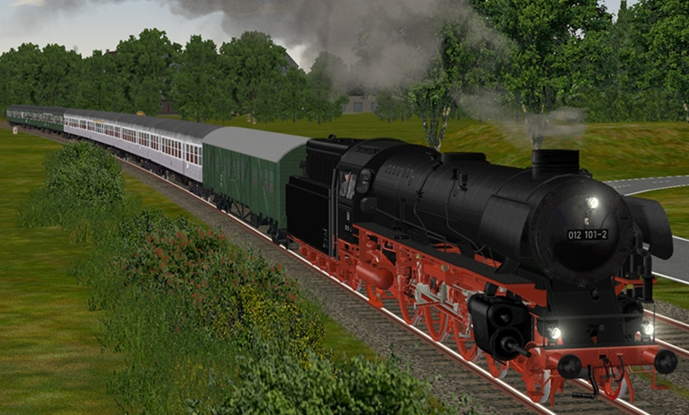Steam Community :: Guide :: Driving the Steam Locomotive and