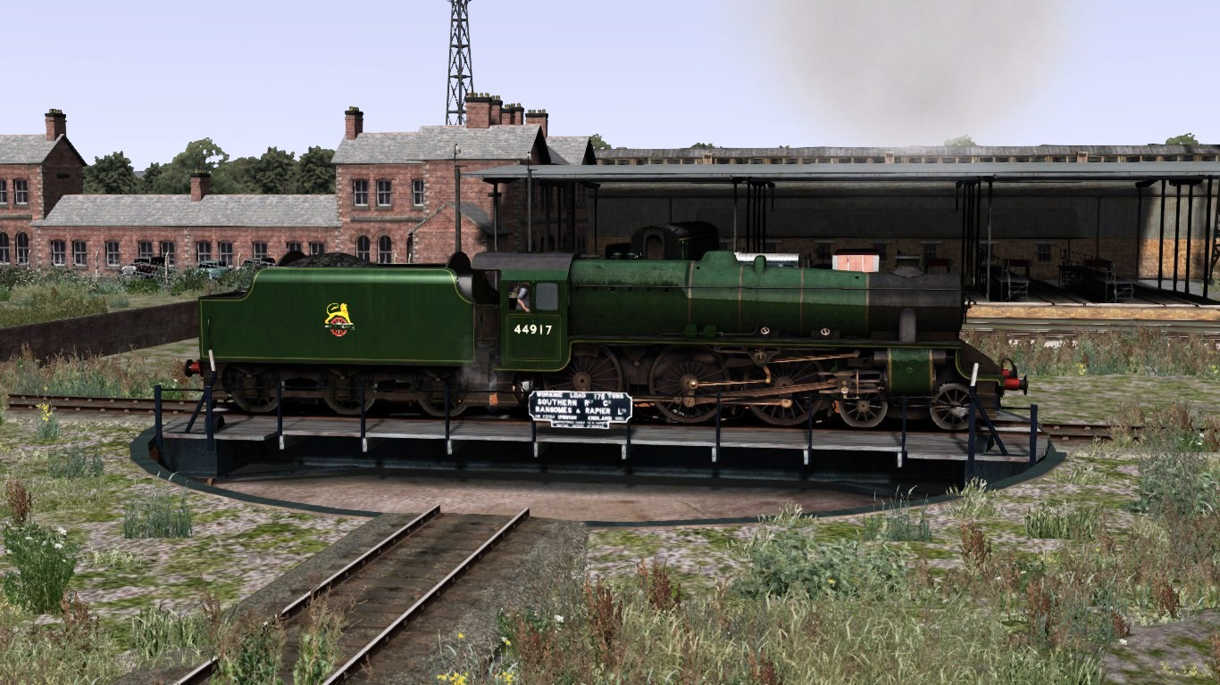 Steam Community Guide Driving The Locomotive And Model Railroad Incline Railway Control Circuit Underneath Smoke Box As A Fixed Point At Slider Bars Side Of Fire Or Ash Pan Frame Which Is Moveable By Sliding Over