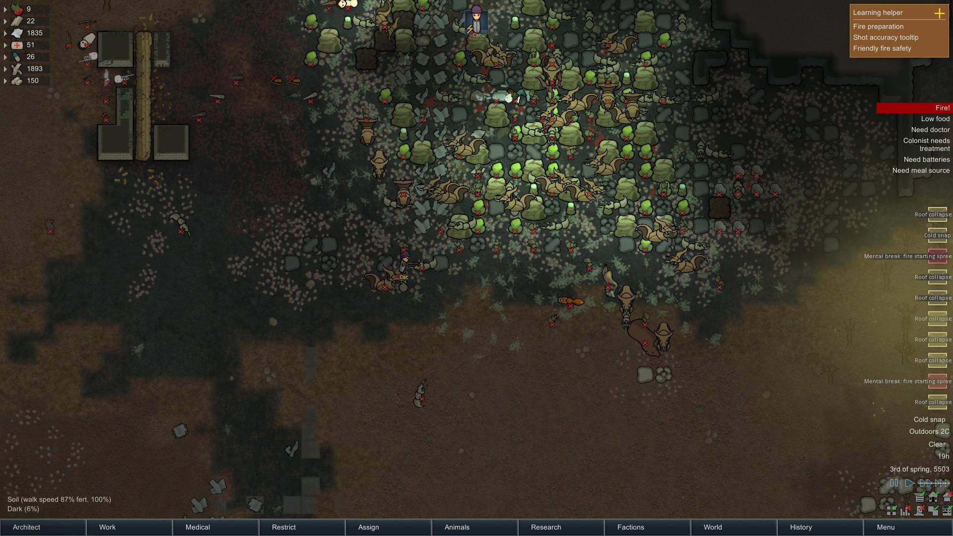 Steam Community :: Guide :: Beyond The Basics: Rimworld Survival Guide