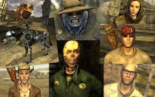 Fallout New Vegas Begleiter