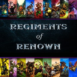 Steam Workshop :: Regiments of Renown!