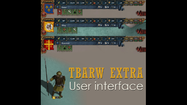 TBARW EXTRA: User interface - Skymods