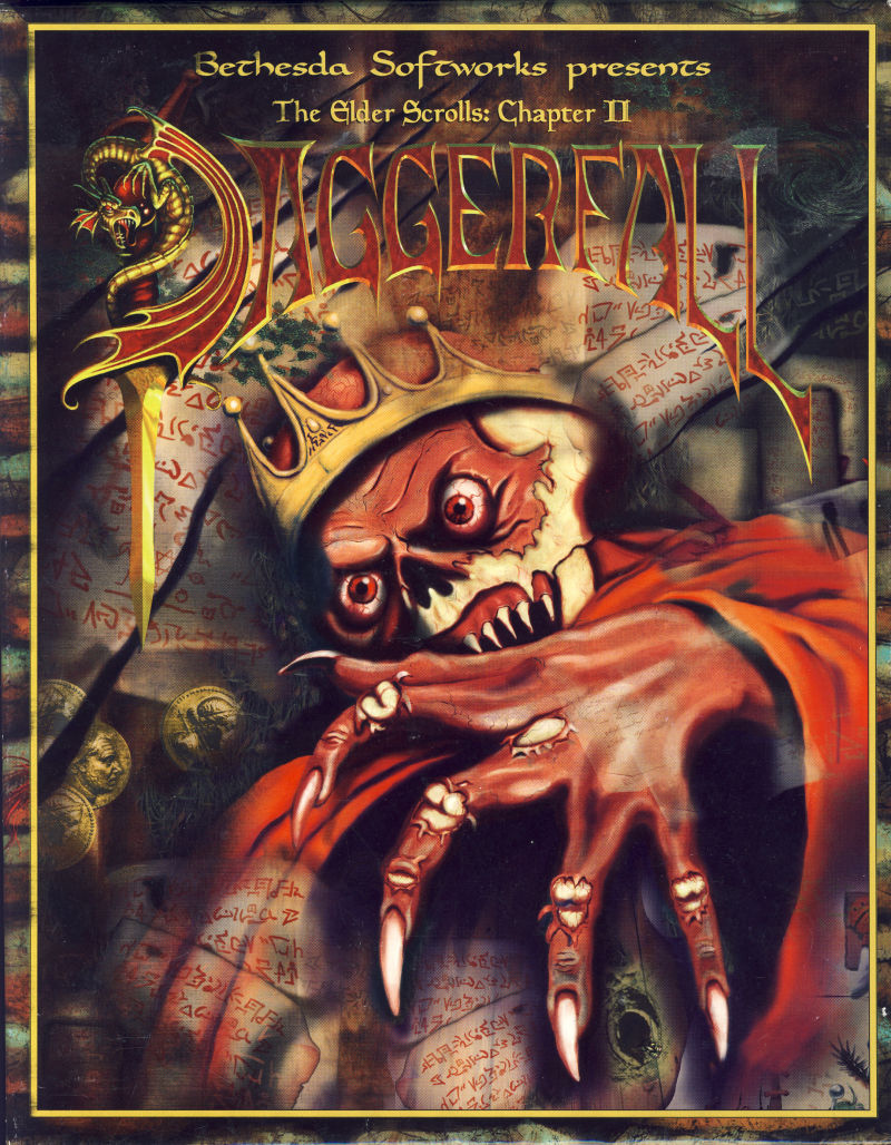Steam Community :: Guide :: how to install daggerfall and