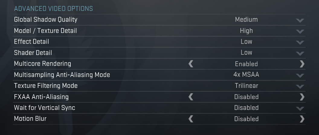 Steam Community :: Guide :: [CS:GO] Optimal Settings