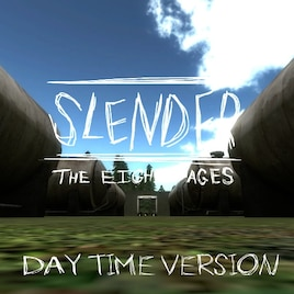 slender the eight pages maps