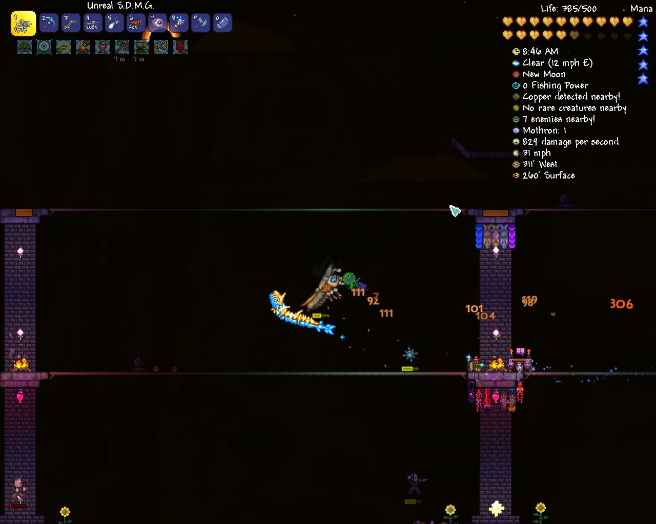 Steam Community Guide Lord S Guide To Terraria Survival Growing Stones And Weedkiller Creatures are creping, crawling up from the deepest pits of the ground everything seems falling apart, there's no more hope around. lord s guide to terraria survival