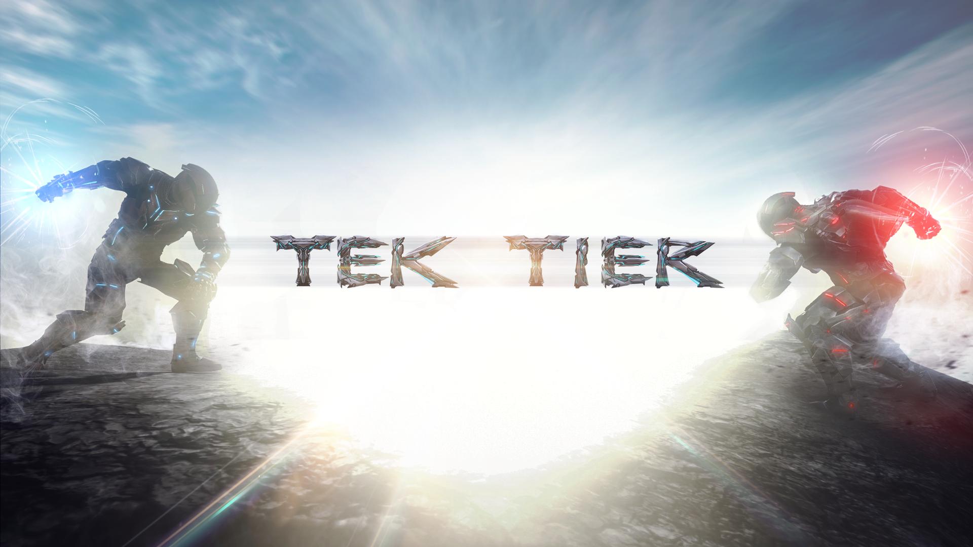 Ark Survival Evolved Pc Gamer Tek Tier Reveal