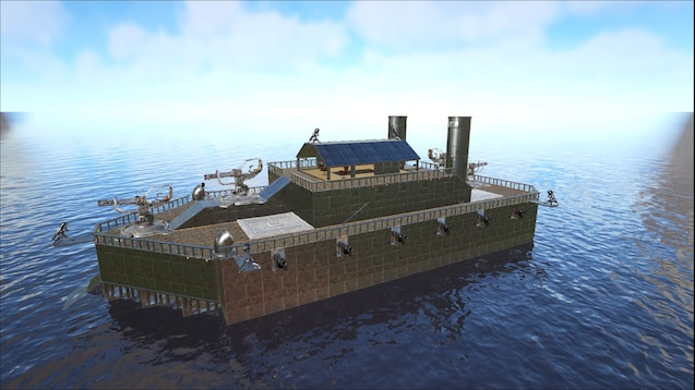 Steam Workshop :: Advanced Rafts