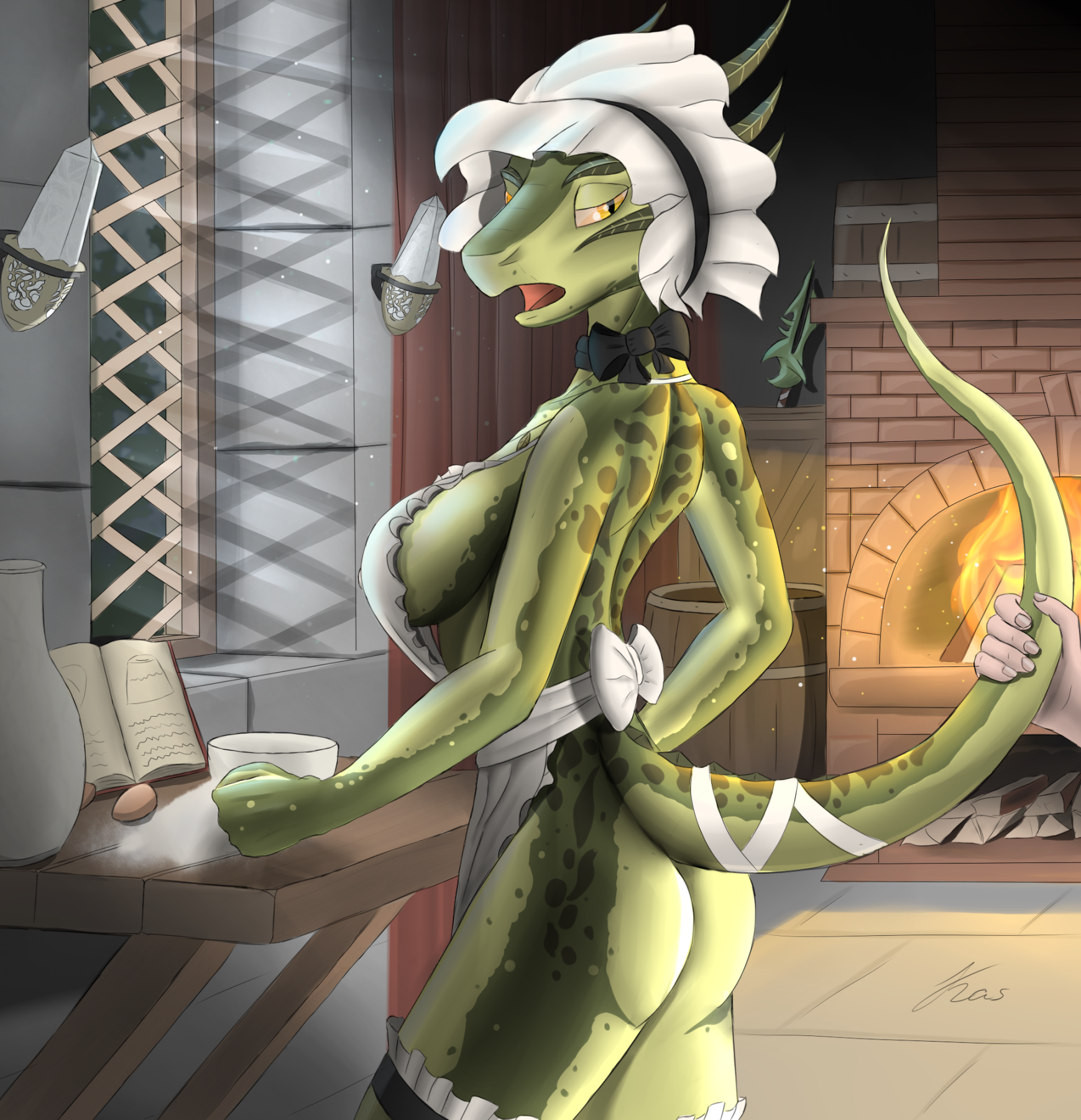 Skyrum Reptile Porn