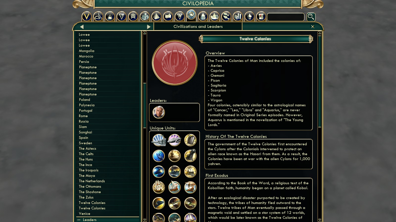 Steam Workshop :: Blanec - Battle for Twelve Colony