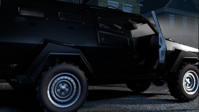 Steam Workshop :: GTA V - Insurgent vehicle