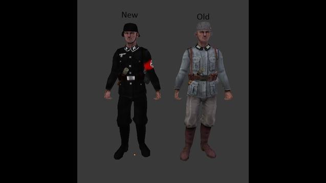 Steam Workshop :: German Uniform reskin to SS Soldier From
