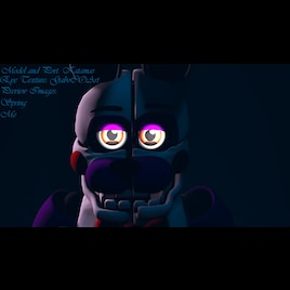Steam Workshop :: Fnaf Sister Location - Funtime Bonnie (Fan
