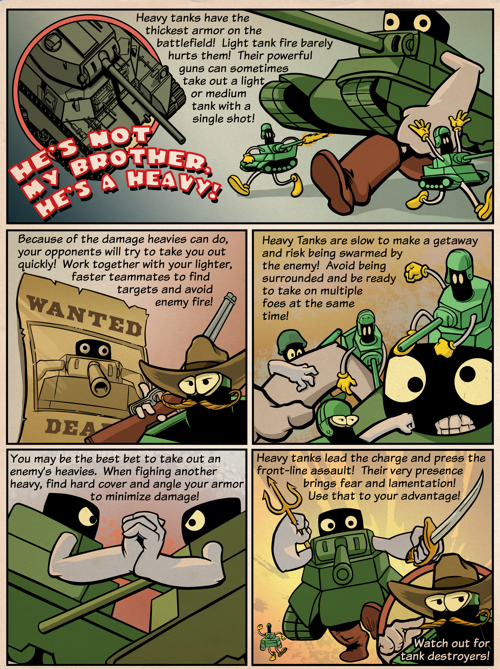Steam Community :: Guide :: An Illustrated Guide to Heavy Tanks