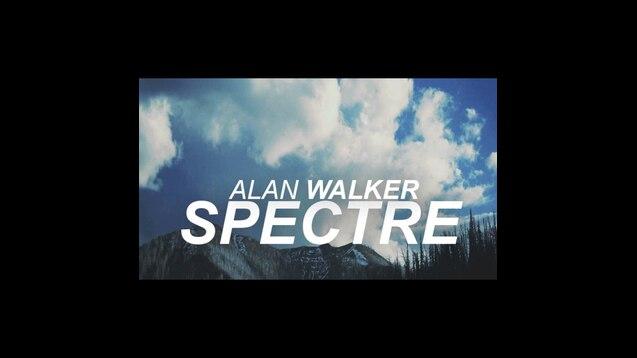 74+ Gambar Alan Walker The Spectre